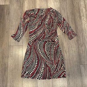 Boutique Ruched Dress